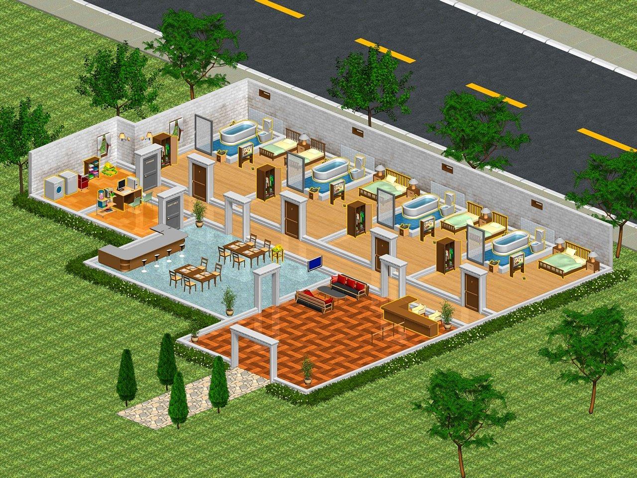 онлайн результатом игры про отель и гостиницы предоставления