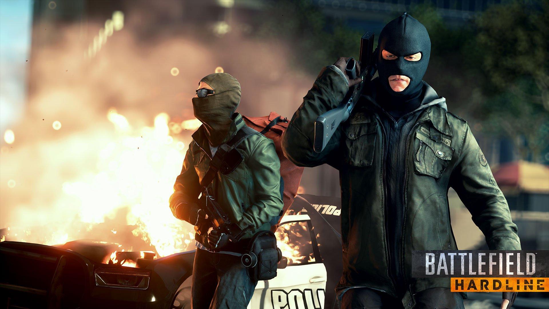 Скриншот Battlefield: Hardline (2015) REPACK ОТ R.G. МЕХАНИКИ скачать торрент бесплатно