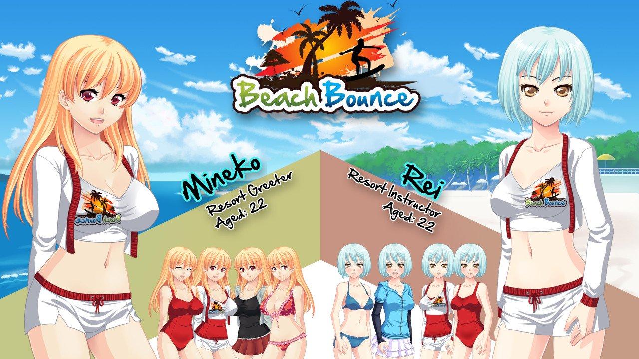 beach flirting game все игры