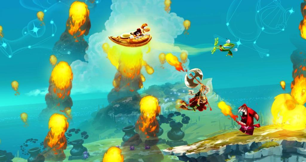 Rayman Legends скачать торрент игра - фото 9