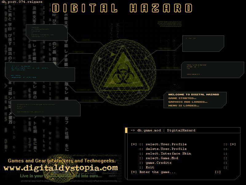 Digital Hazard 2003 pc game Img-4