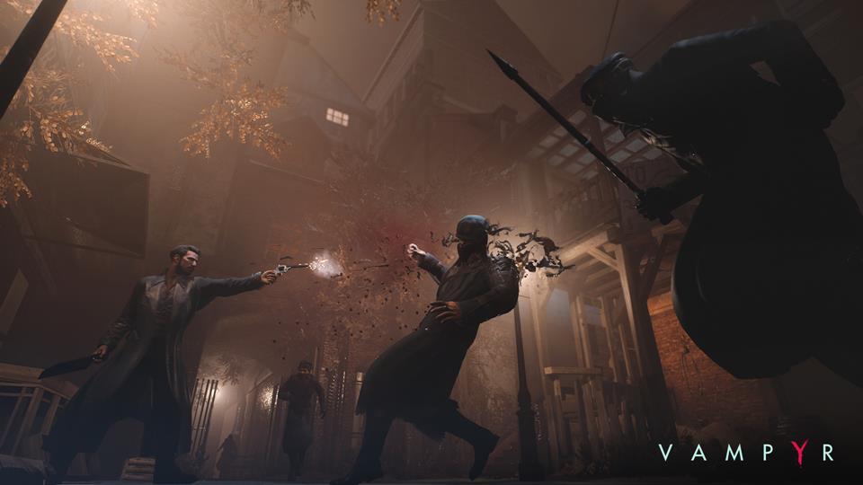 Vampyr скачать торрент на русском - фото 6