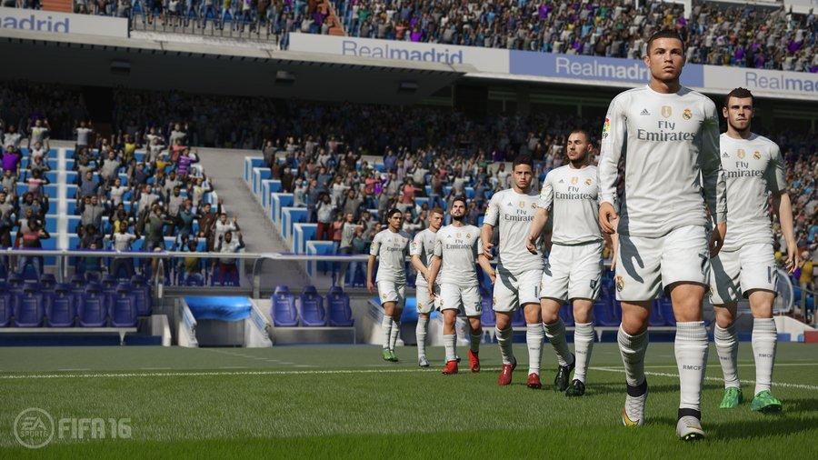 бесплатно скачать игру Fifa 16 - фото 11