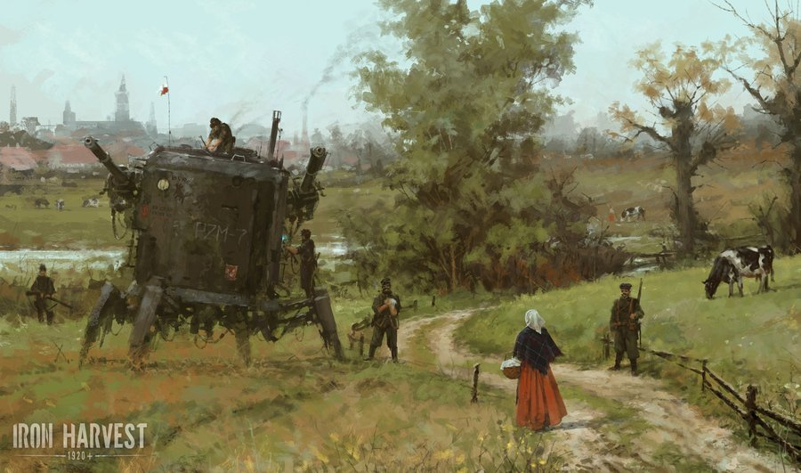 Iron Harvest Скачать Торрент - фото 6