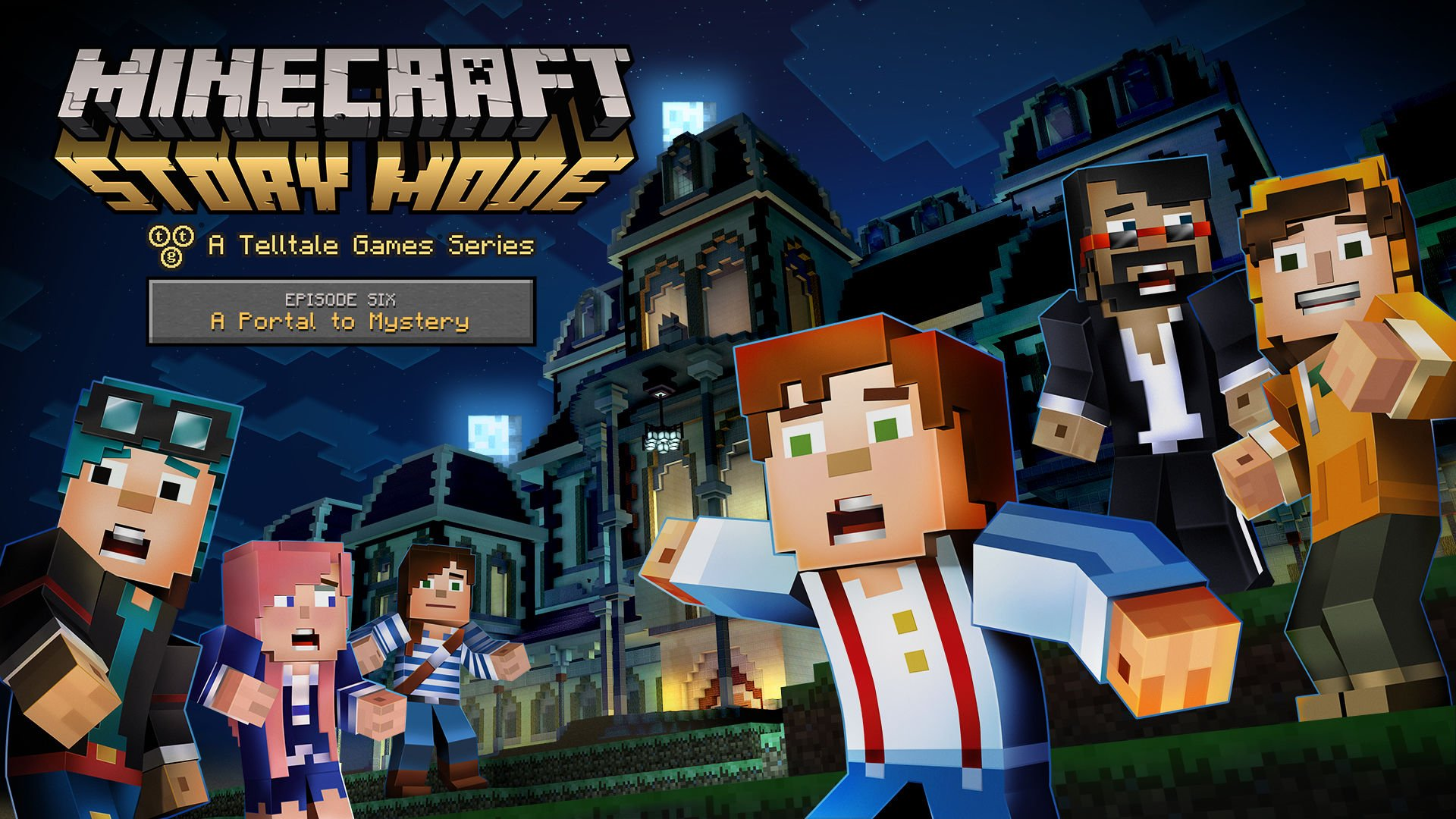 Приложения в Google Play – Minecraft: Story Mode