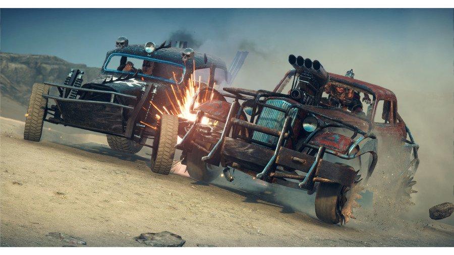 Скриншот Mad Max (2015) PC   Repack от xatab скачать торрент бесплатно
