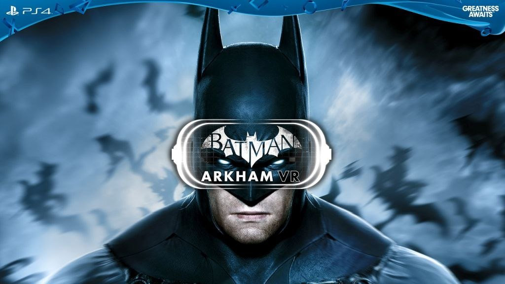 Batman arkham vr скачать торрент
