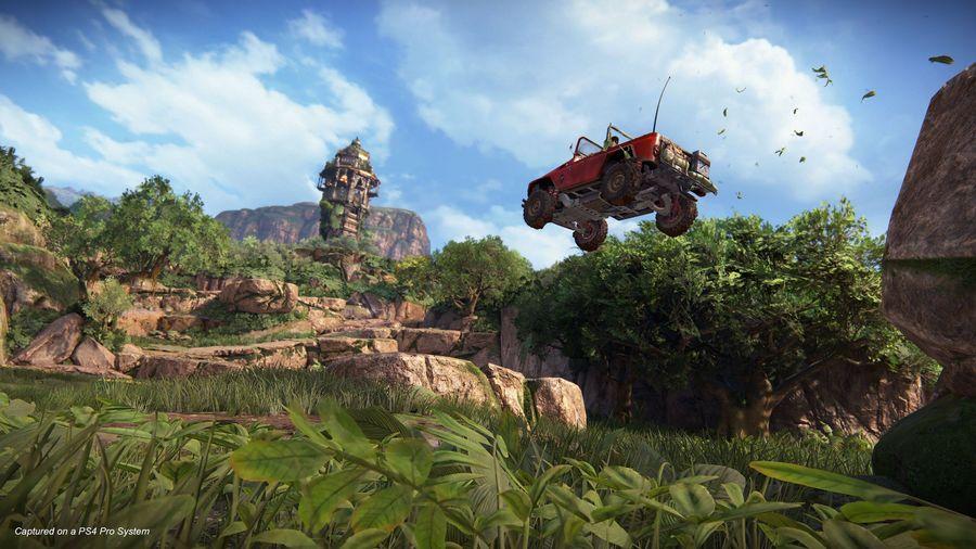 скачать игру Uncharted 4 через торрент на Pc на русском через торрент - фото 11