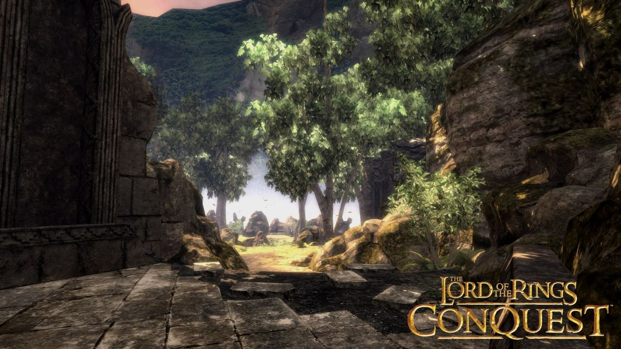 lord of the rings conquest heroes and maps pack pc download