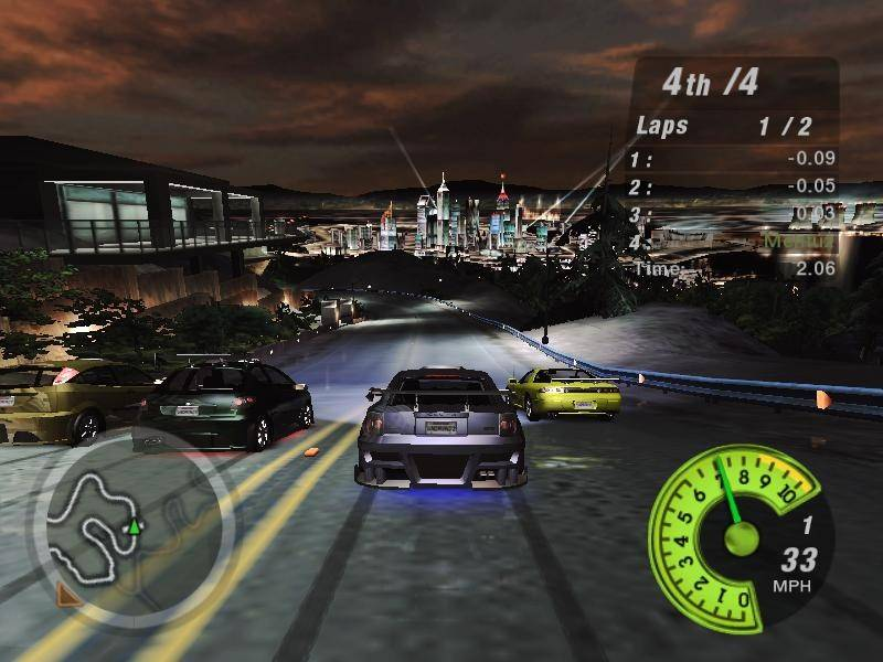 Need For Speed Underground 2 Shop Map Cheats Challoce