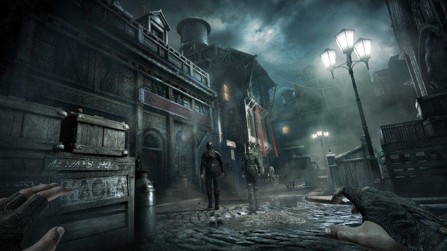 Скриншот Thief (2014) REPACK ОТ R.G. МЕХАНИКИ скачать торрент бесплатно