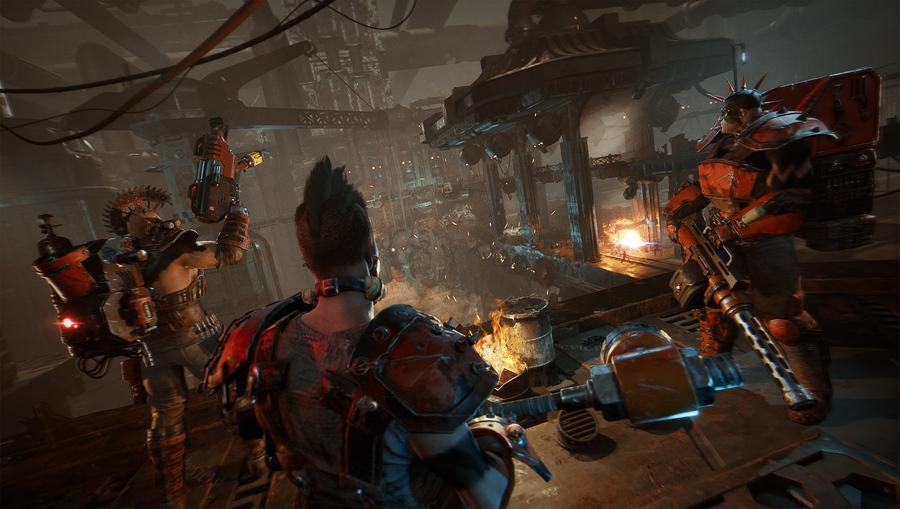 Necromunda Underhive Wars 2019: дата выхода, обзор игры и трейлер, системные требования рекомендации