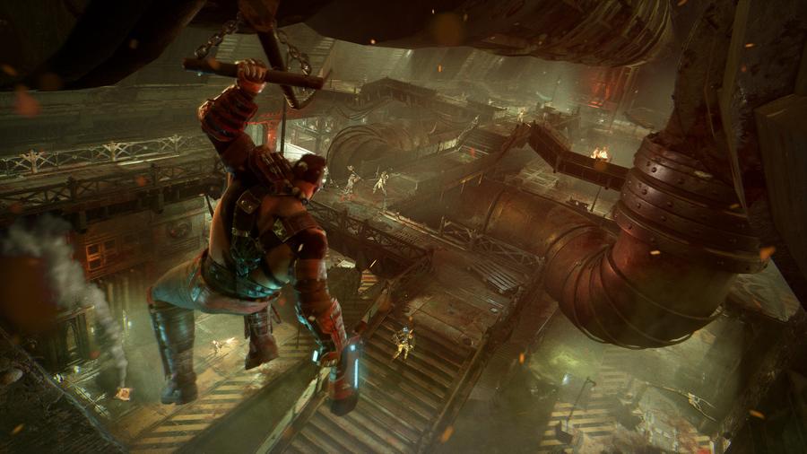 Necromunda Underhive Wars 2019: дата выхода, обзор игры и трейлер, системные требования