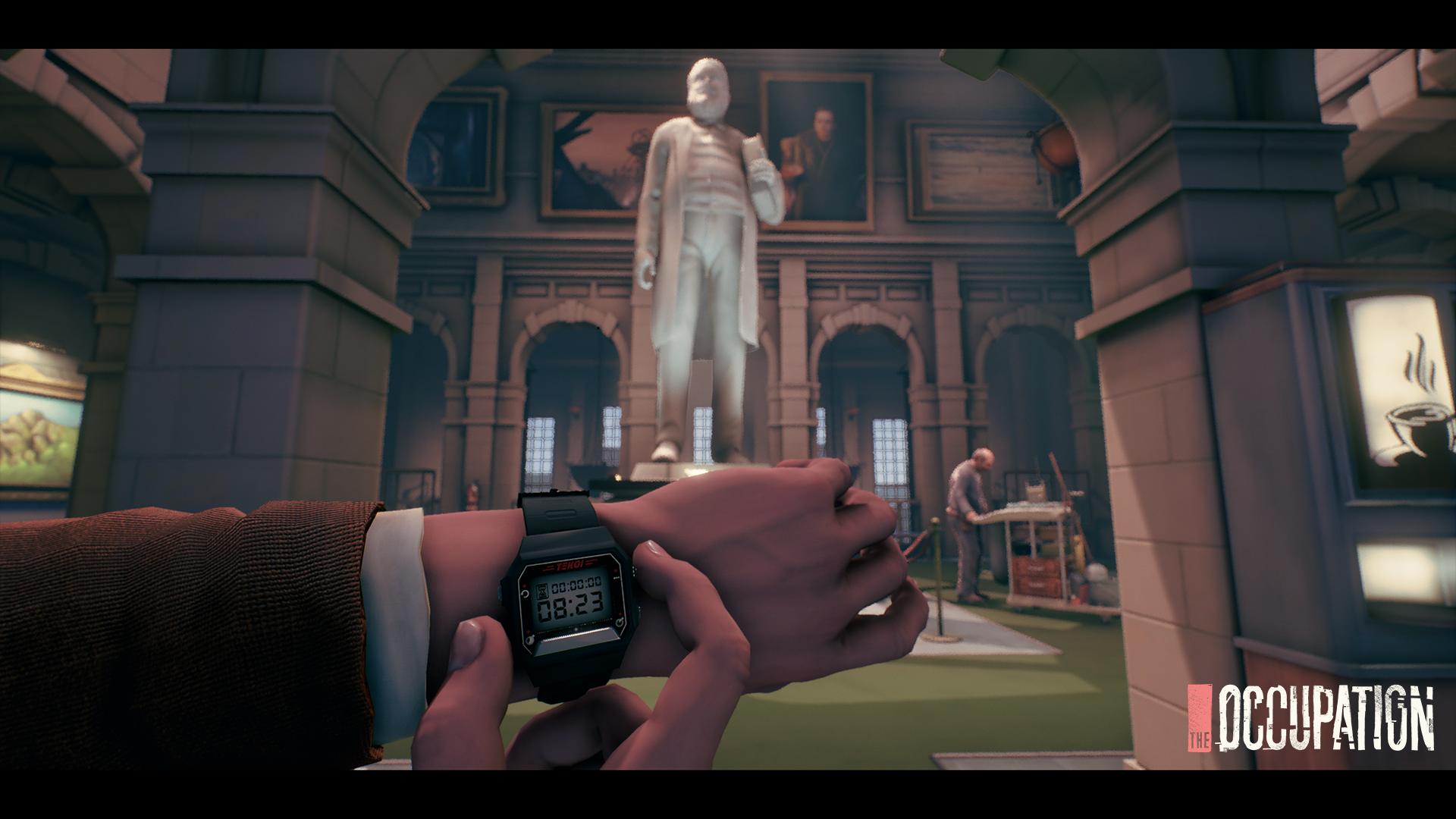 Скриншот The Occupation (2019) PC | RePack от xatab скачать торрент бесплатно