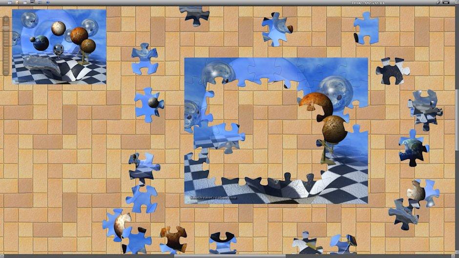 Игры пазлы онлайн бесплатно