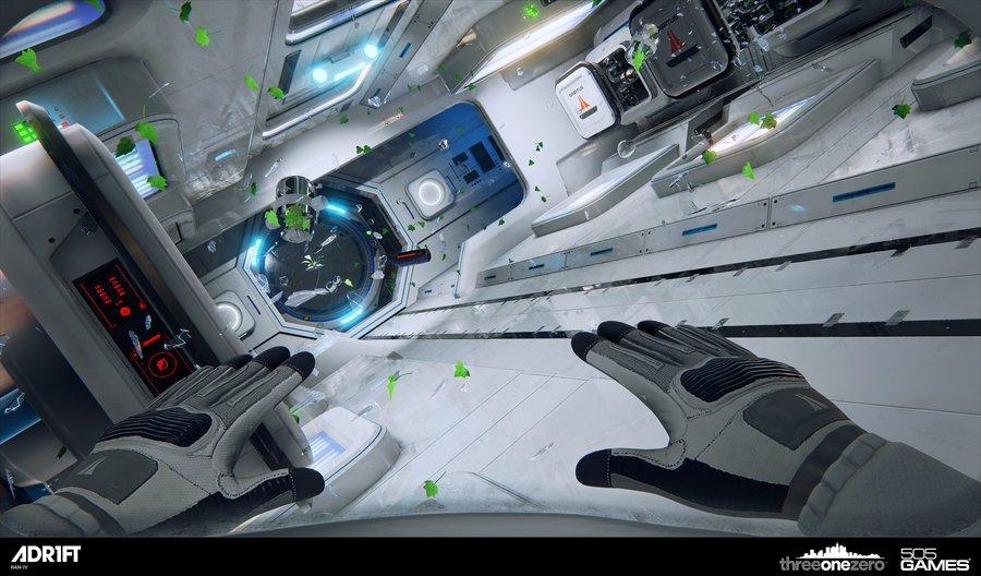 Скачать Через Торрент Игру Adr1ft - фото 6