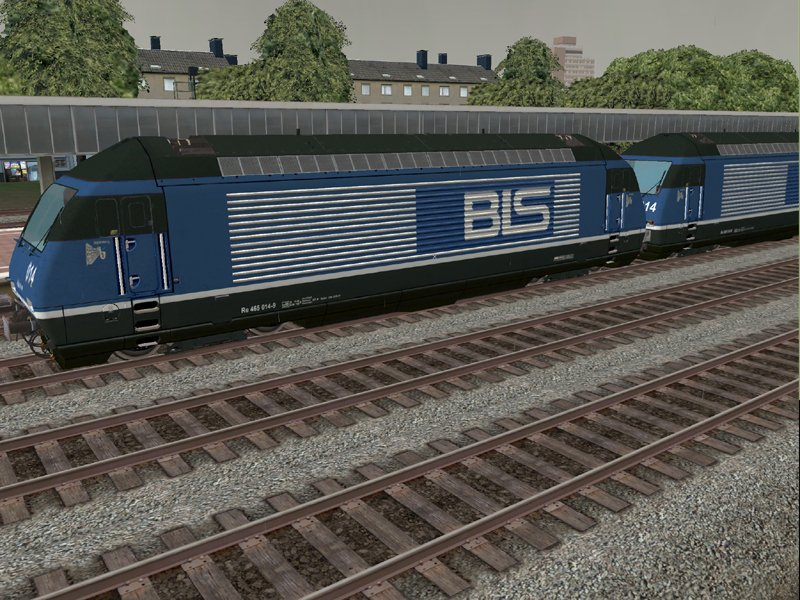 Microsoft Train Simulator Game Demo