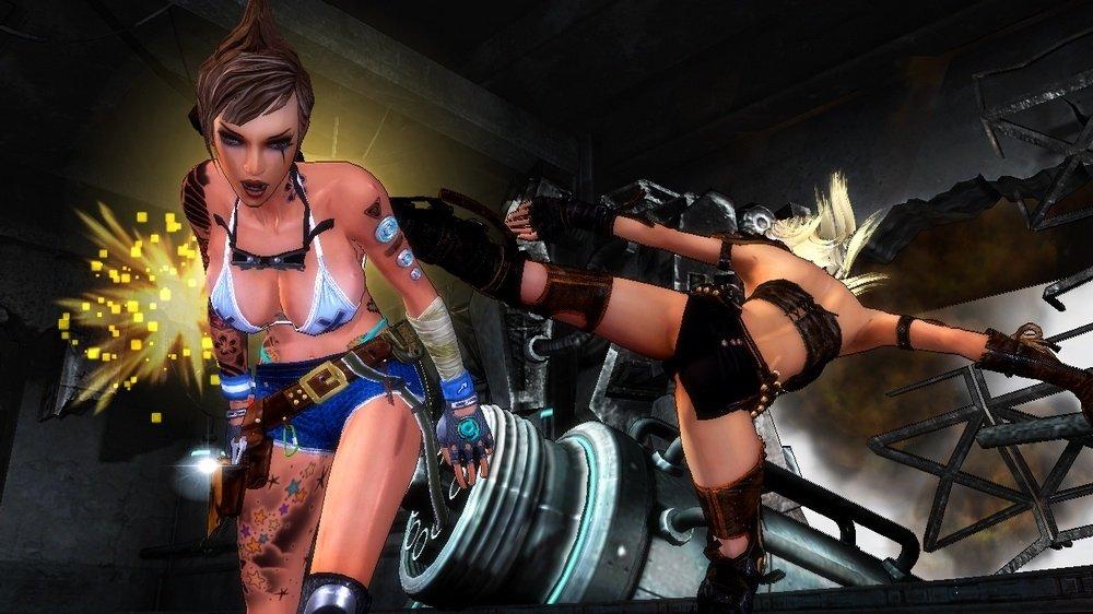 Sexy arcade online games