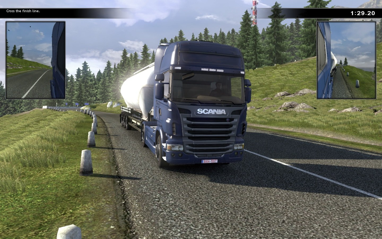 scania truck driving simulator the game. Black Bedroom Furniture Sets. Home Design Ideas