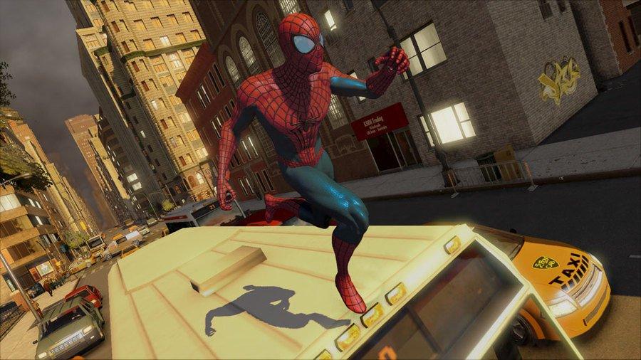 Скачать игру человек паук зе амазинг 2