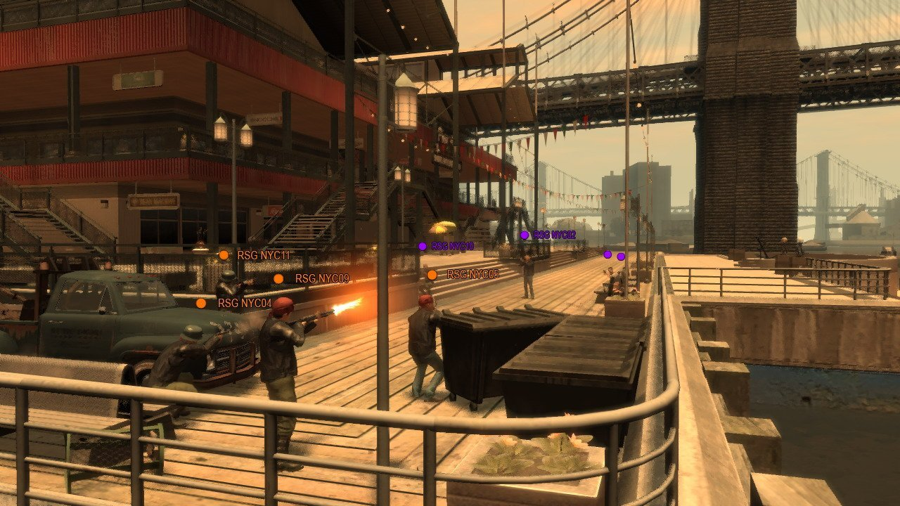 Скачать Grand Theft Auto IV Episodes from Liberty City