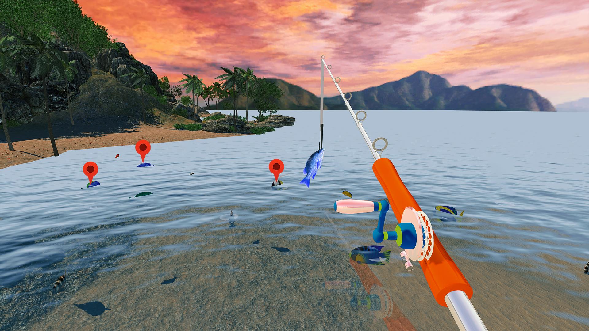 «карманная рыбалка» разработана компанией «пейджнэт» (pagenet), и на момент написания этого обзора игру установило более полумиллиона человек.