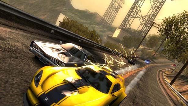 Игры серии Burnout для X-BOX 360 - gamer-info.com