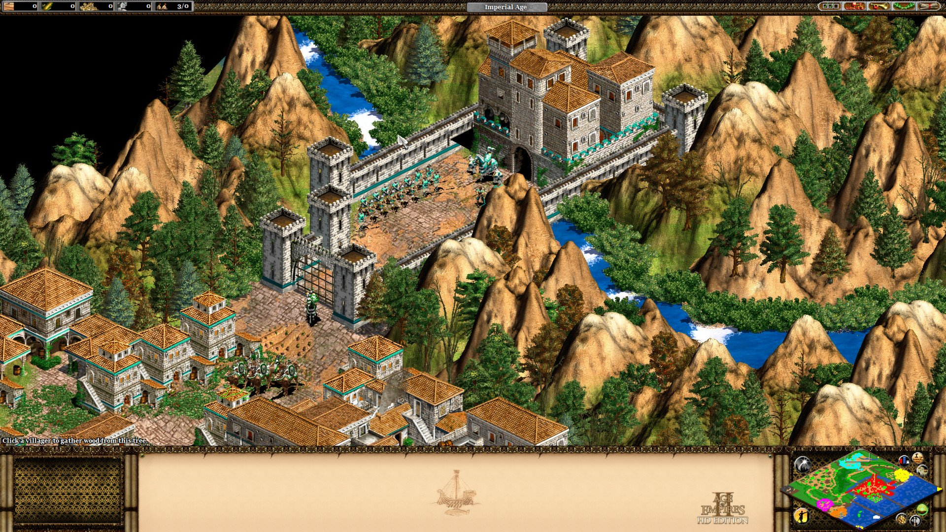 Age of Empires II HD: The African Kingdoms v20151105 [MULTI11] Fixed Files Age of Empires II - HD Edition v4.2.681794 [MULTI11] Fixed Files Age of Empires II - HD Edition v4.0.316058 [MULTI11] Fixed Files