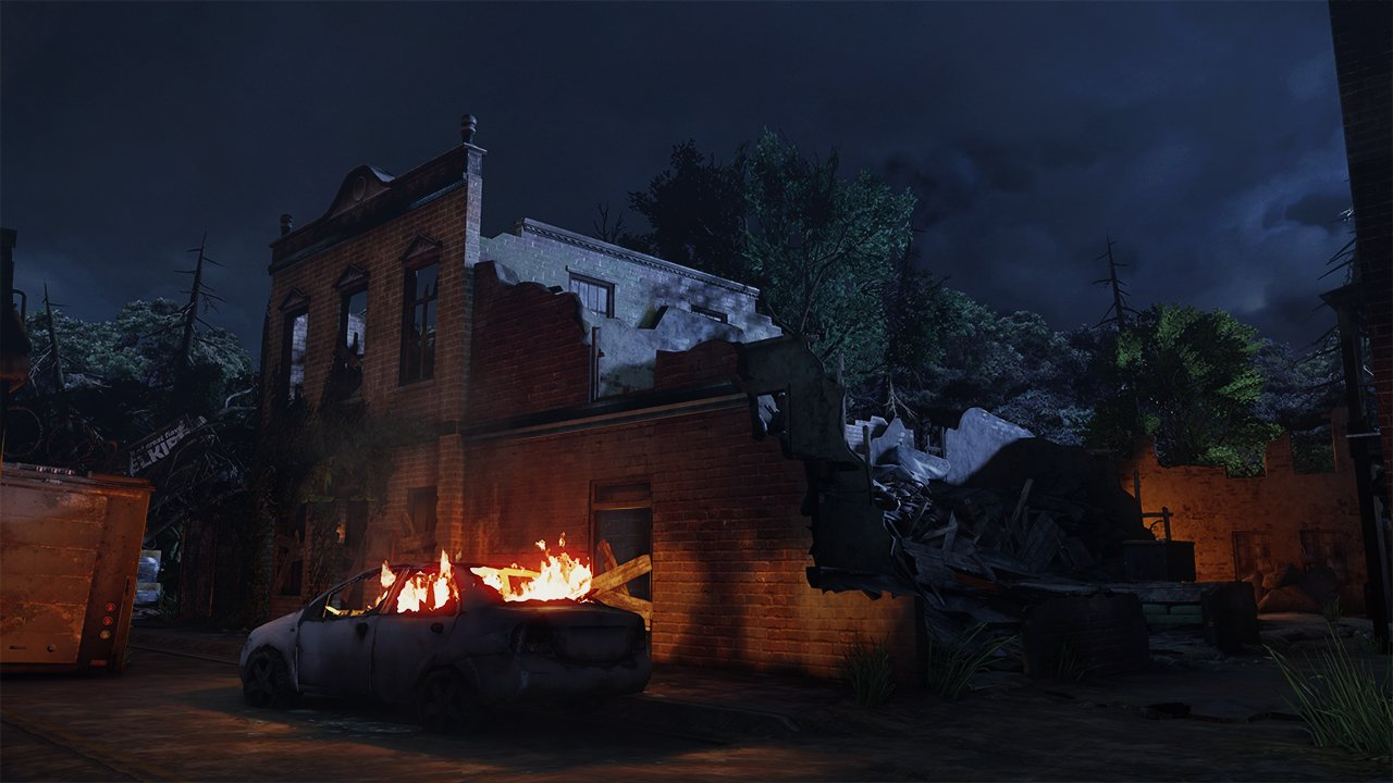 The Last Of Us Abandoned Territories Map Pack - The last of us map pack