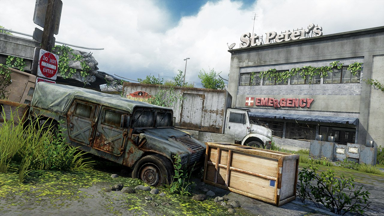 The Last of Us Abandoned Territories Map Pack