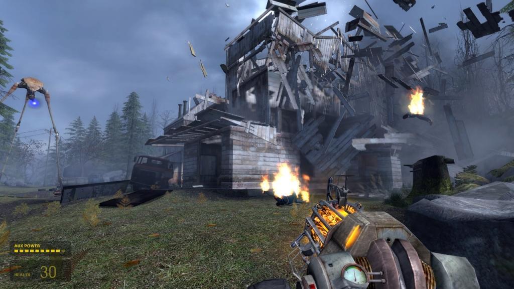 Скачать Игру Half Life 2 Episode Two На Русском Через Торрент - фото 3