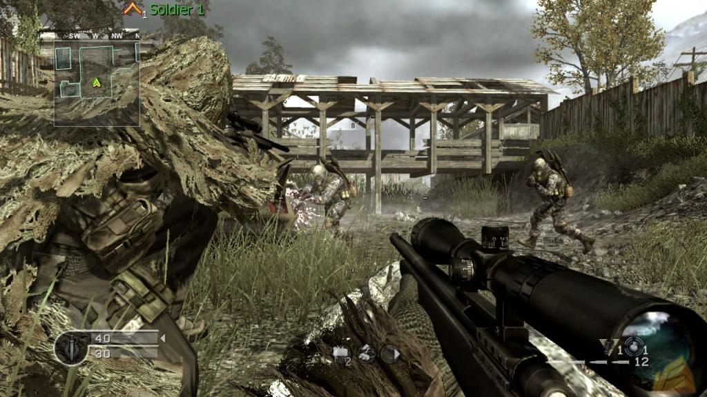 Игра Call Of Duty 4 Скачать Бесплатно Через Торрент img-1