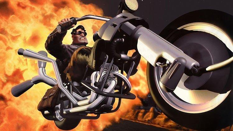 скачать игру Full Throttle Remastered - фото 3