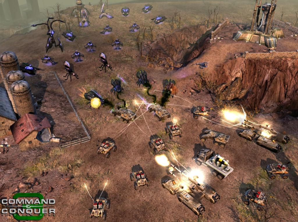 Command and Conquer 3: Tiberium Wars All Discussions Screenshots Artwork Broadcasts Videos News Guides Reviews All Discussions Screenshots Artwork Broadcasts Videos News Guides Reviews