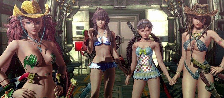 Onechanbara Z2 Chaos Ot Girls Garters And Gory Neogaf