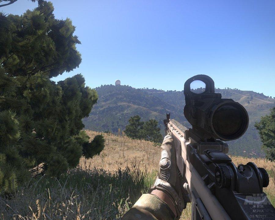 Скриншот Arma 3: Apex Edition (2013) PC | RePack от xatab скачать торрент бесплатно