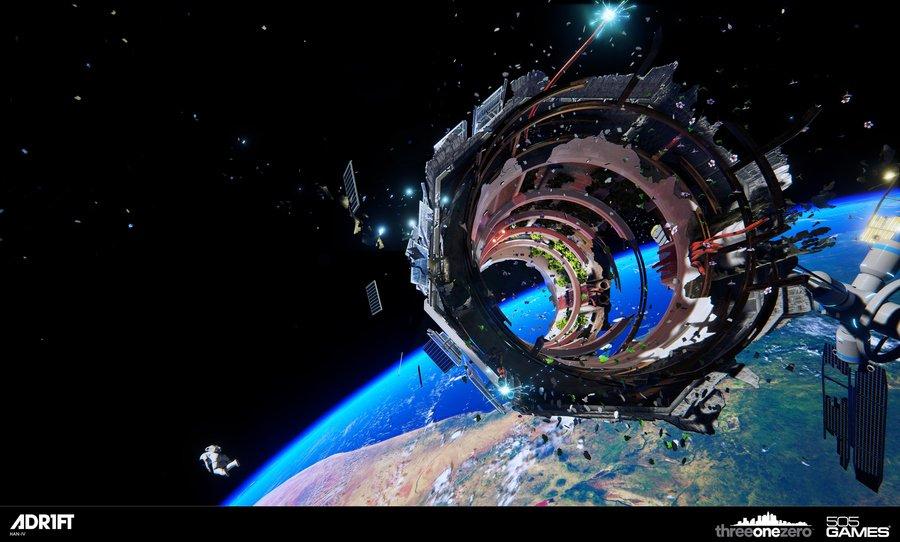 Скачать Через Торрент Игру Adr1ft - фото 2