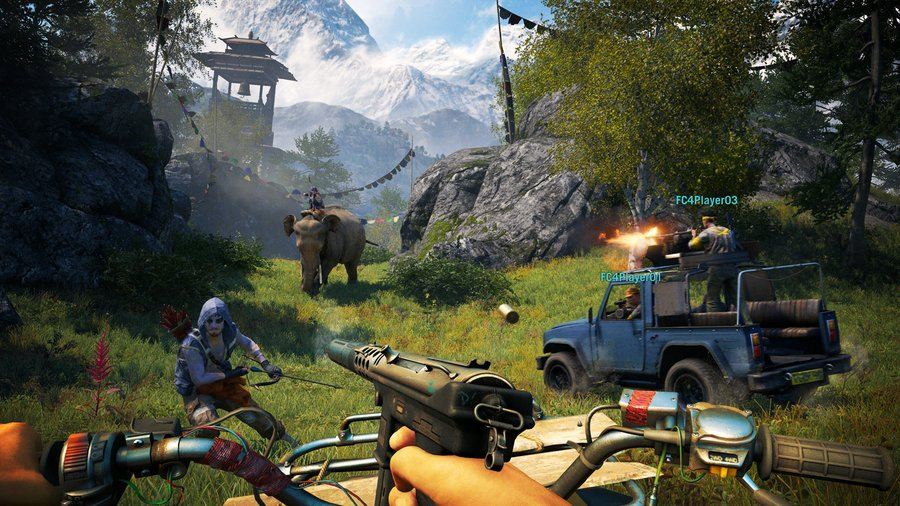 Скачать Бесплатно Торрент На Игру Far Cry 4 Через Торрент - фото 4