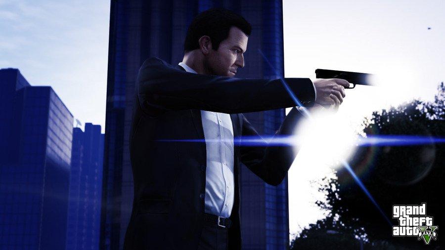 Скриншот GTA 5 / Grand Theft Auto V  (2015) PC | RePack от xatab скачать торрент бесплатно
