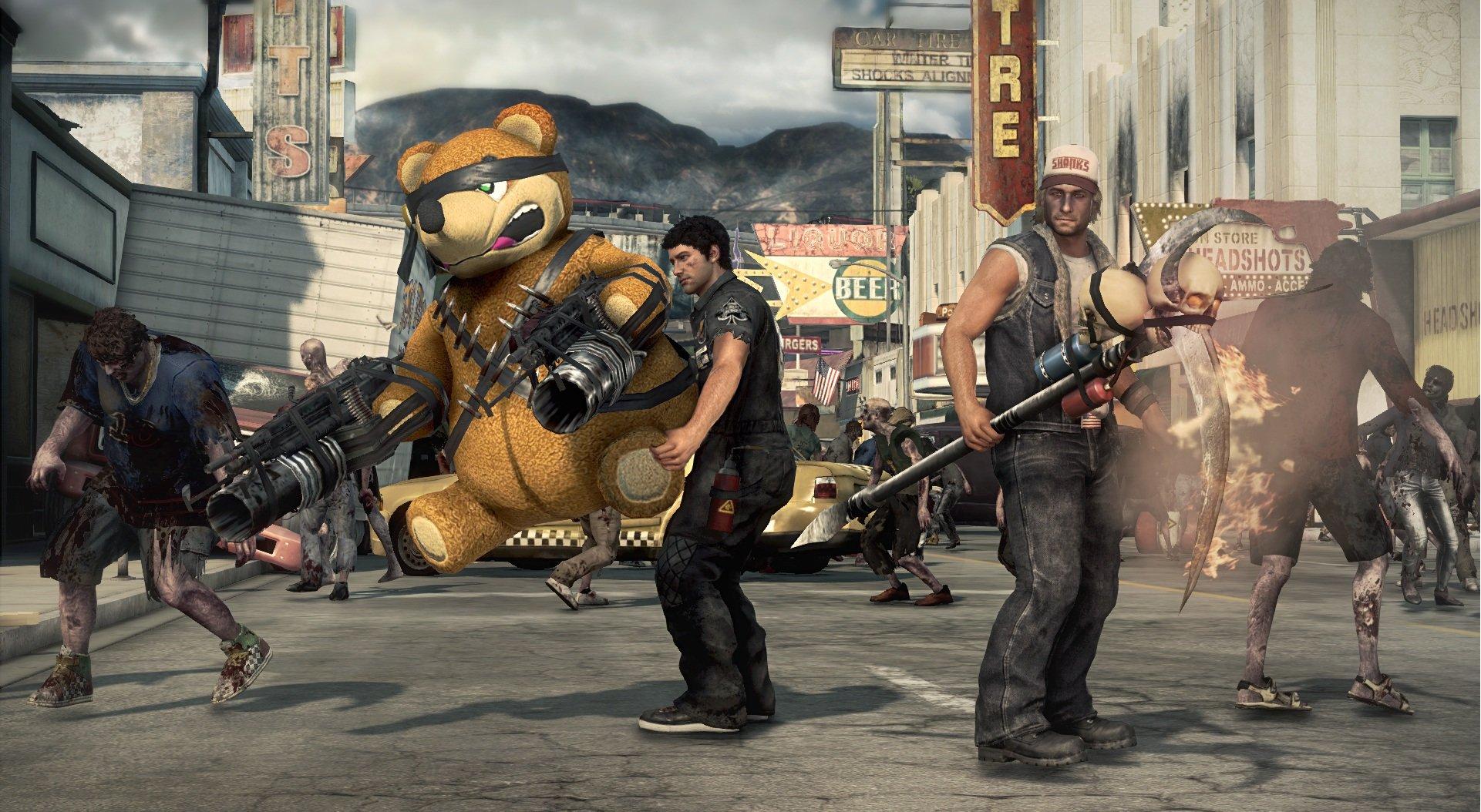 Скриншот Dead Rising 3 - Apocalypse Edition (2014) REPACK ОТ R.G. МЕХАНИКИ скачать торрент бесплатно