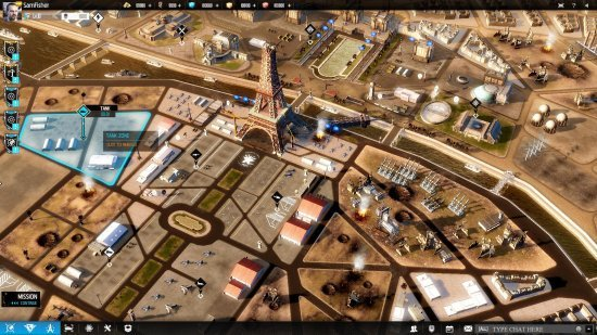 Tom Clancy S Endwar Скачать Игру - фото 11