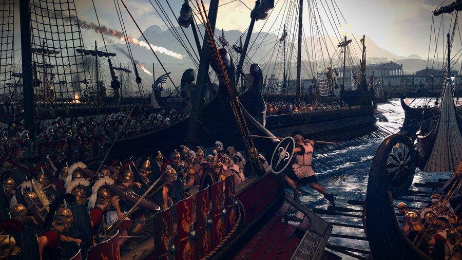 Скриншот Total War: Rome 2 - Emperor Edition (2013) PC | RePack от xatab скачать торрент бесплатно