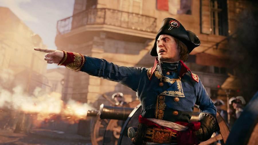 Скриншот Assassin's Creed Unity (2014) REPACK ОТ R.G. МЕХАНИКИ скачать торрент бесплатно