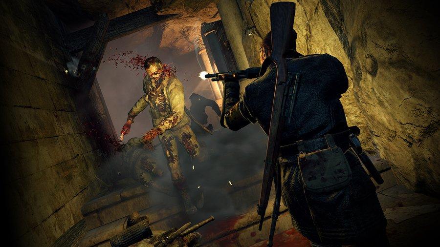 армия зомби скачать торрент - фото 10