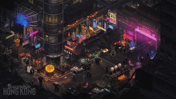 Shadowrun hong kong скачать торрент