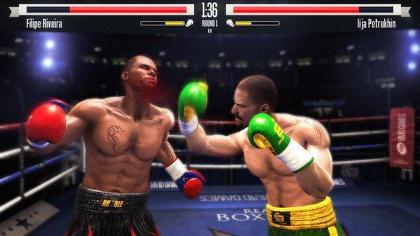скачать real boxing pc торрент