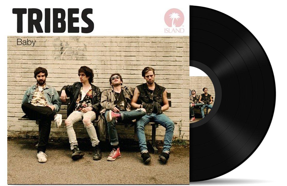 youtube.com/watch?v=3prb030_TtsTribes - Baby (2012 / UK)   Группа существует только 2 года и это их дебютный альбом. .... - Изображение 1