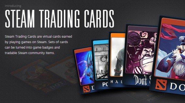 Тема для обмена картами Steam Trading Cards и.т.п.. - Изображение 1