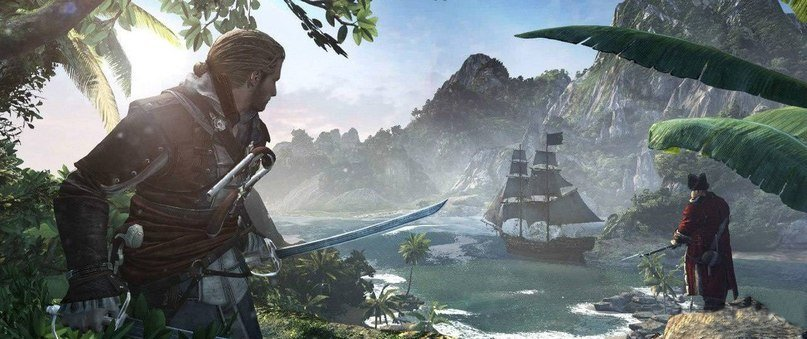 Три новых скриншота Assassin's Creed IV: Черный ФлагПроект выходит 29 октября на Xbox 360, PS3, Wii U. Даты выхода и .... - Изображение 1