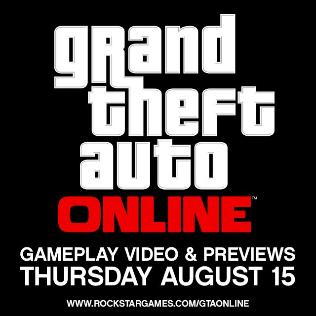 Grand Theft Auto Online: Gameplay Video & Previews Coming this Thursday . - Изображение 1